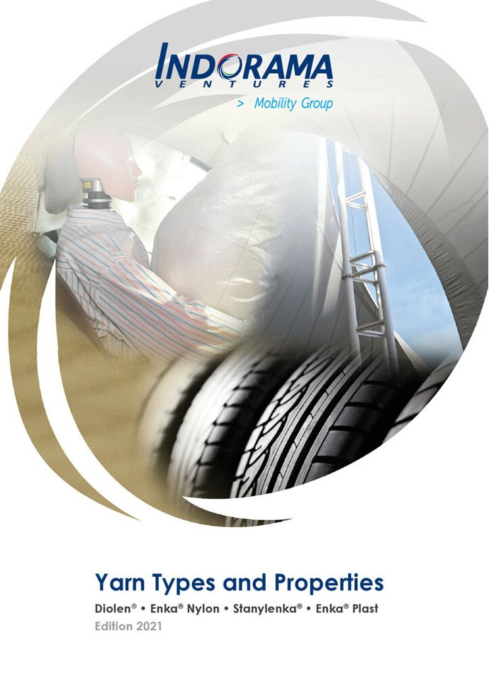Yarn Types and Properties 2021