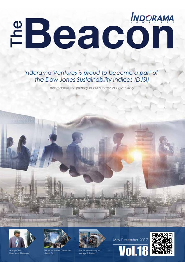 The Beacon 2017 vol. 18 (IVL Acquired Glanzstoff Group)