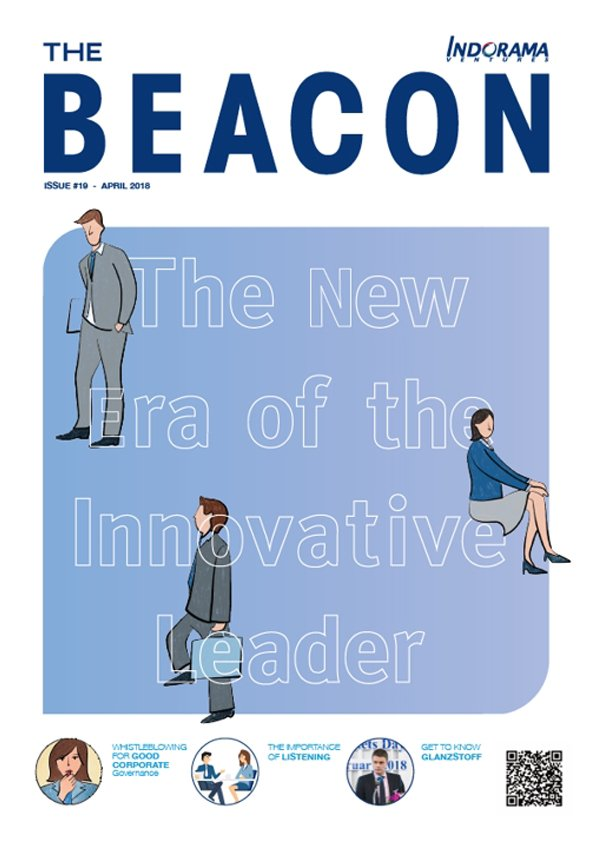 The Beacon 2018 vol. 19 (Getting To Know Glanzstoff Group)