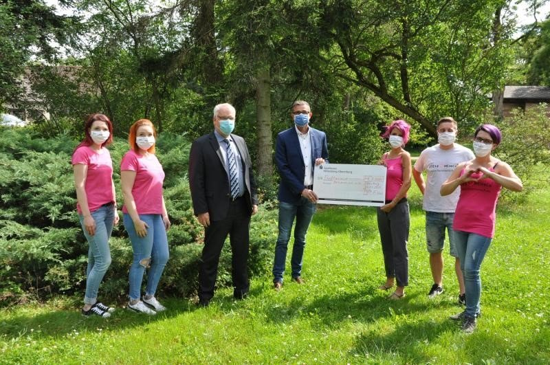 PHP Fibers donated 35,000 Euro to local community in Germany amid COVID-19